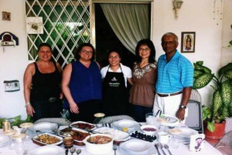 Cooking Class with Lucas de Galvez Market Tour