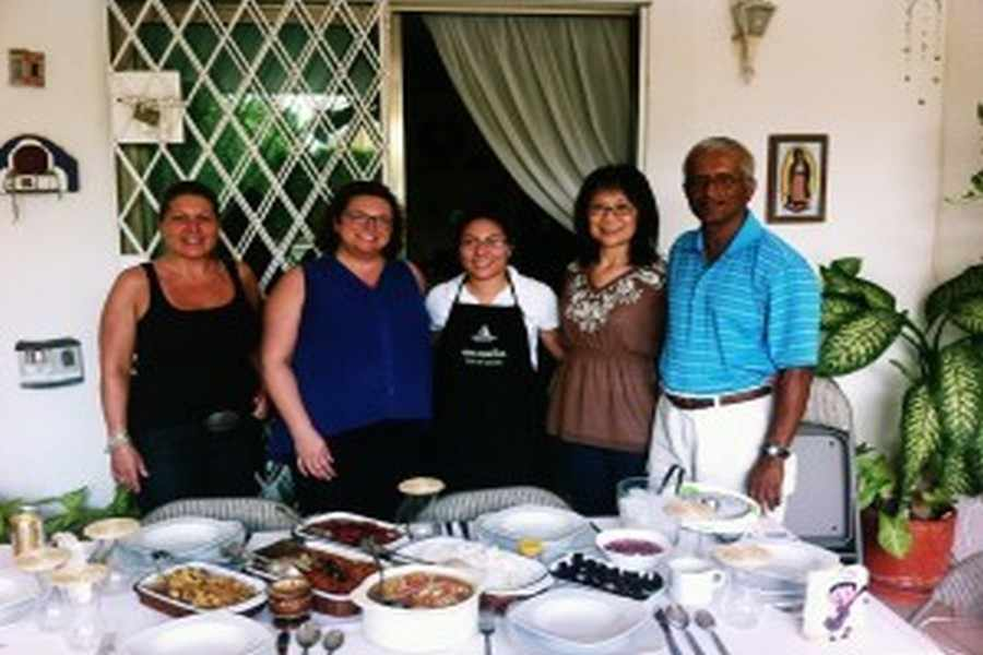 Cooking Class with Lucas de Galvez Market Tour