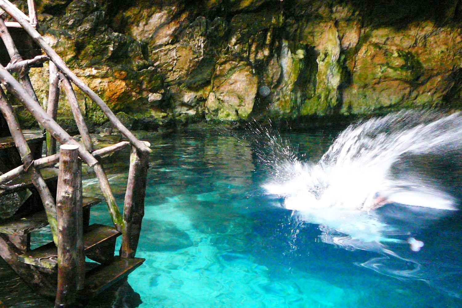 best cenotes in mexico