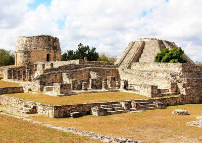 Acanceh – Mayapan – Cenote Tecoh